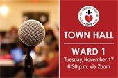 Ward 1 Town Hall