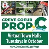 Prop C Virtual Town Halls - Tuesdays in October