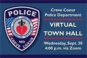 CCPD Virtual Town Hall