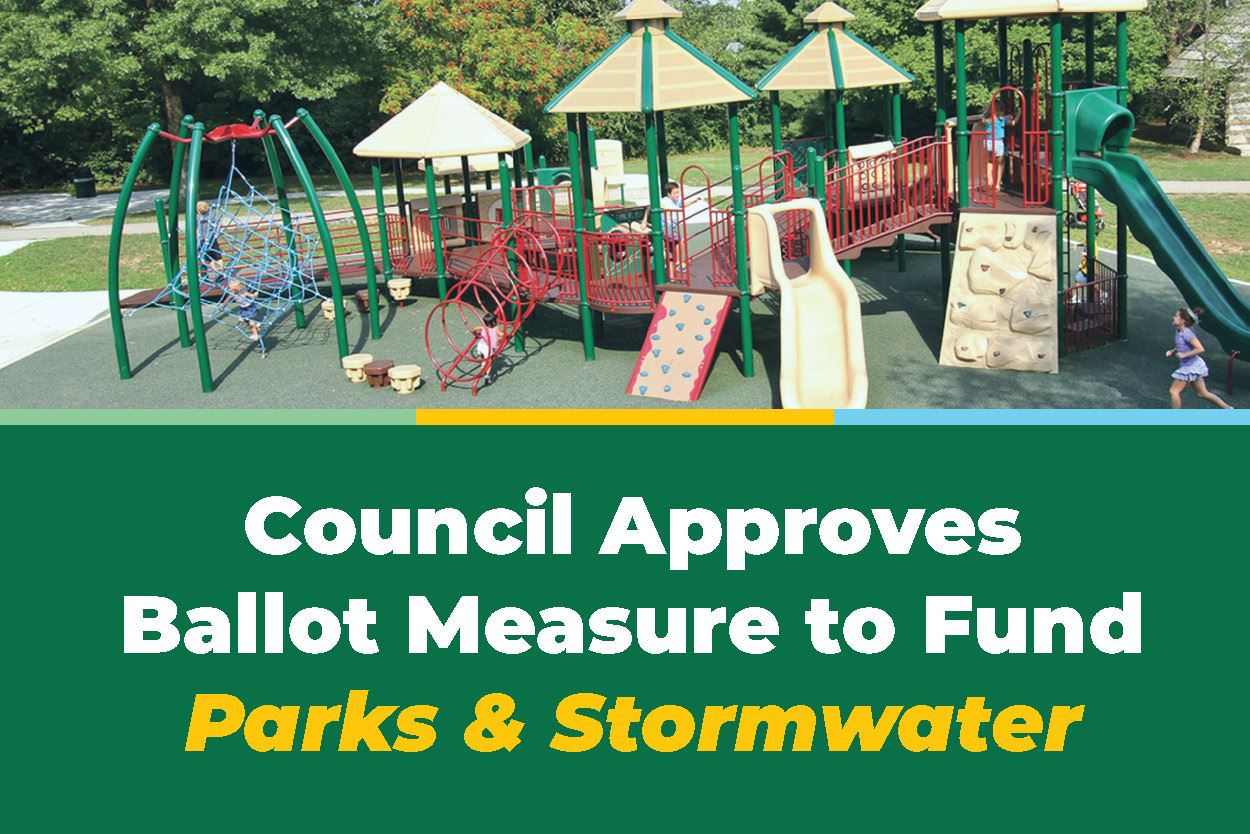 Council Approves Ballot Measure