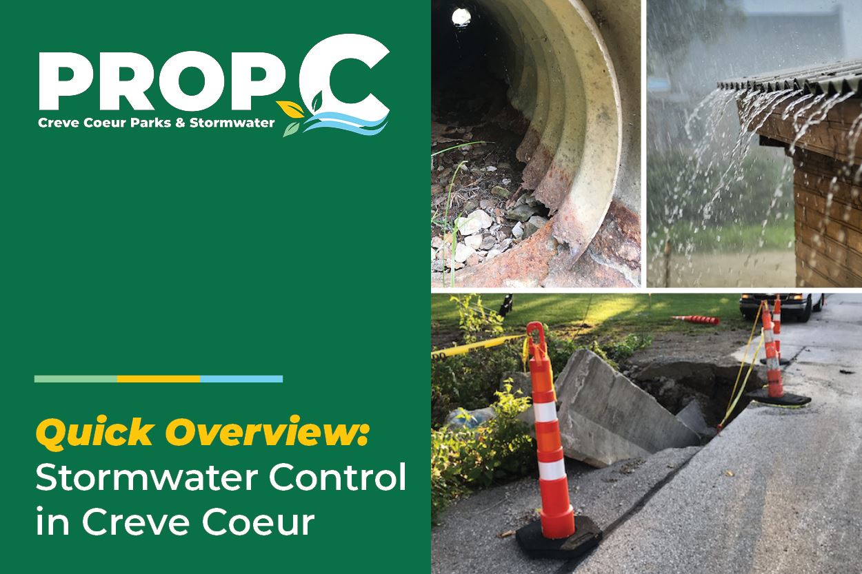 Quick Overview Stormwater Control