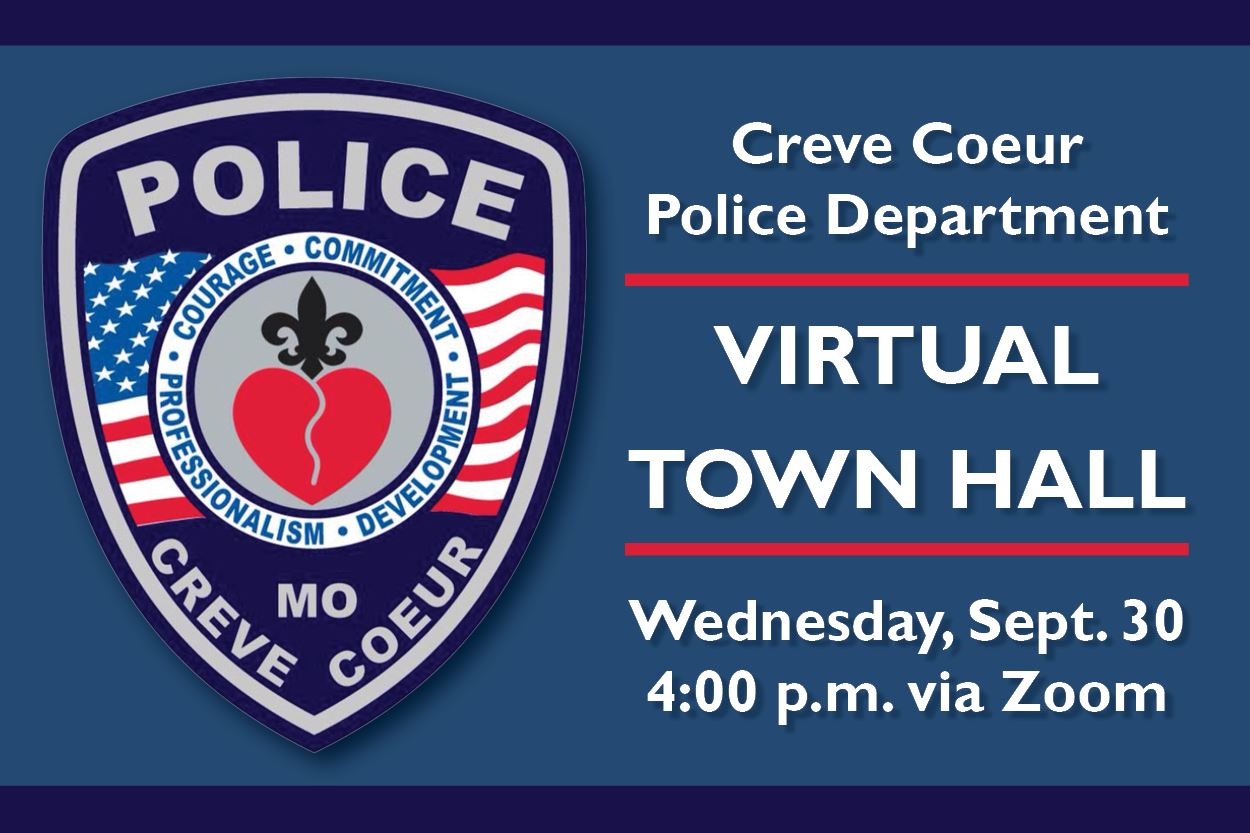 CCPD Town Hall
