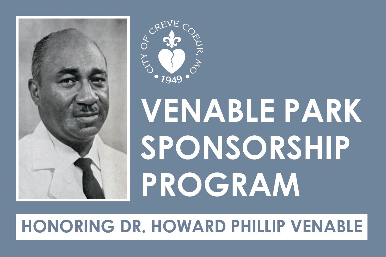 Venable Park Sponsorship Program