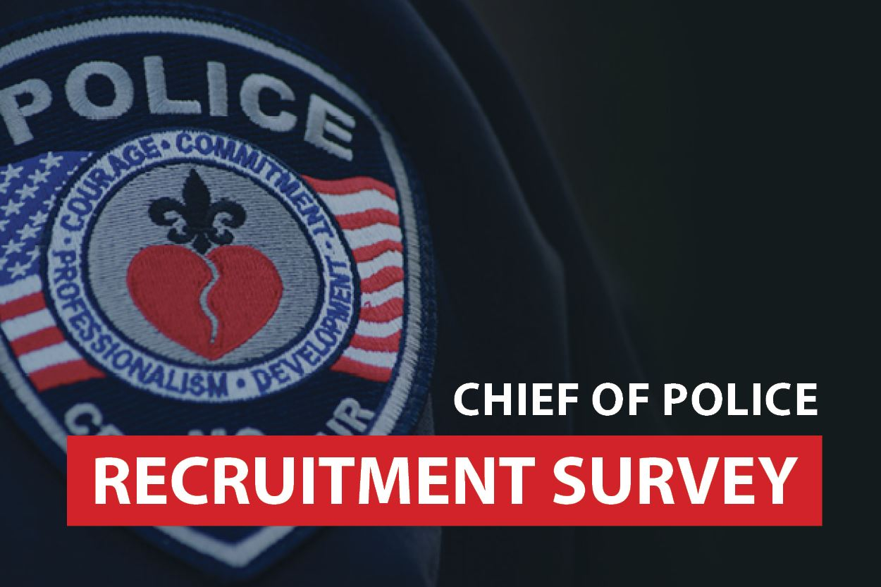 Chief Recruitment Survey
