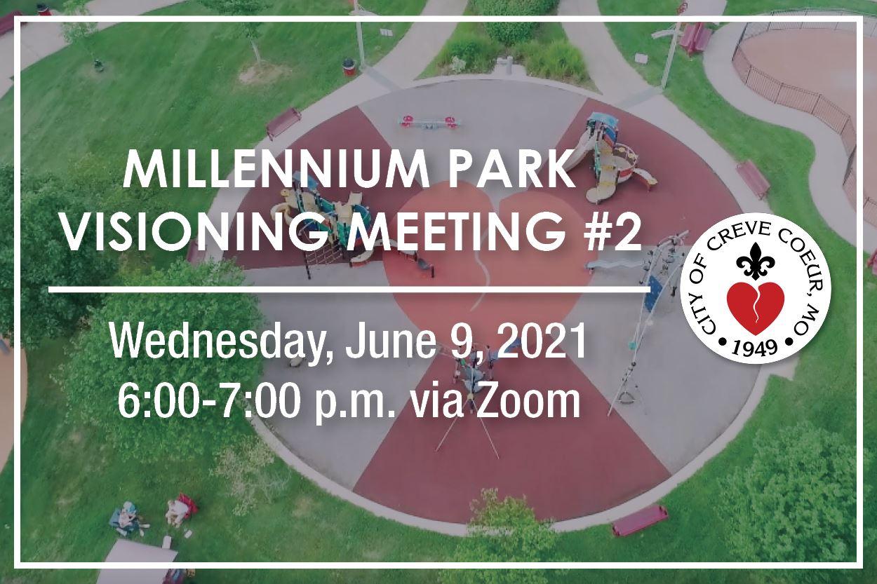 Millennium Park Master Plan Website