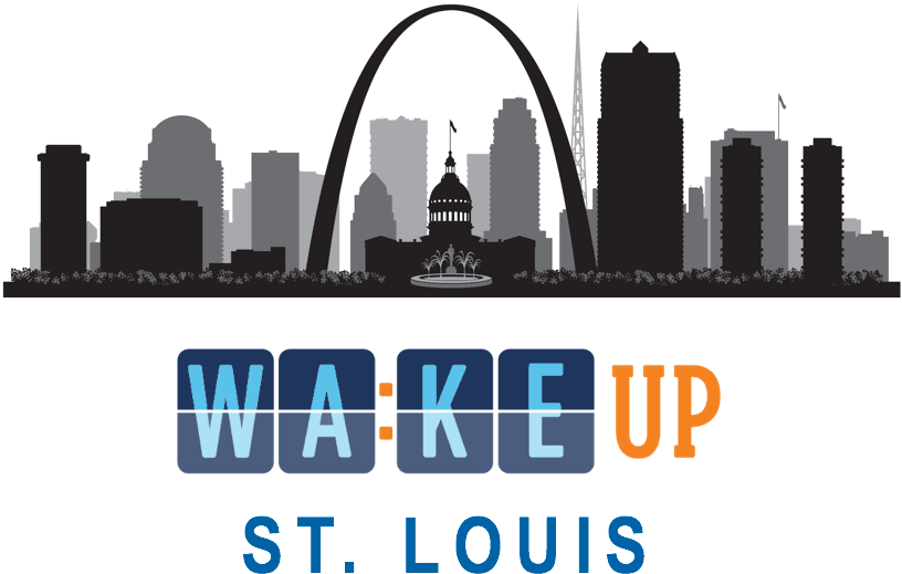 Wake Up St. Louis header