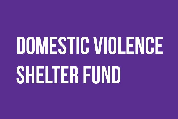Domestic Violence Shelter Fund