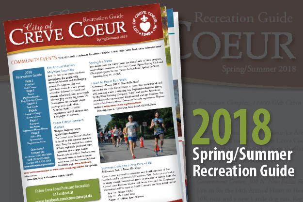 2018 Recreation Guide
