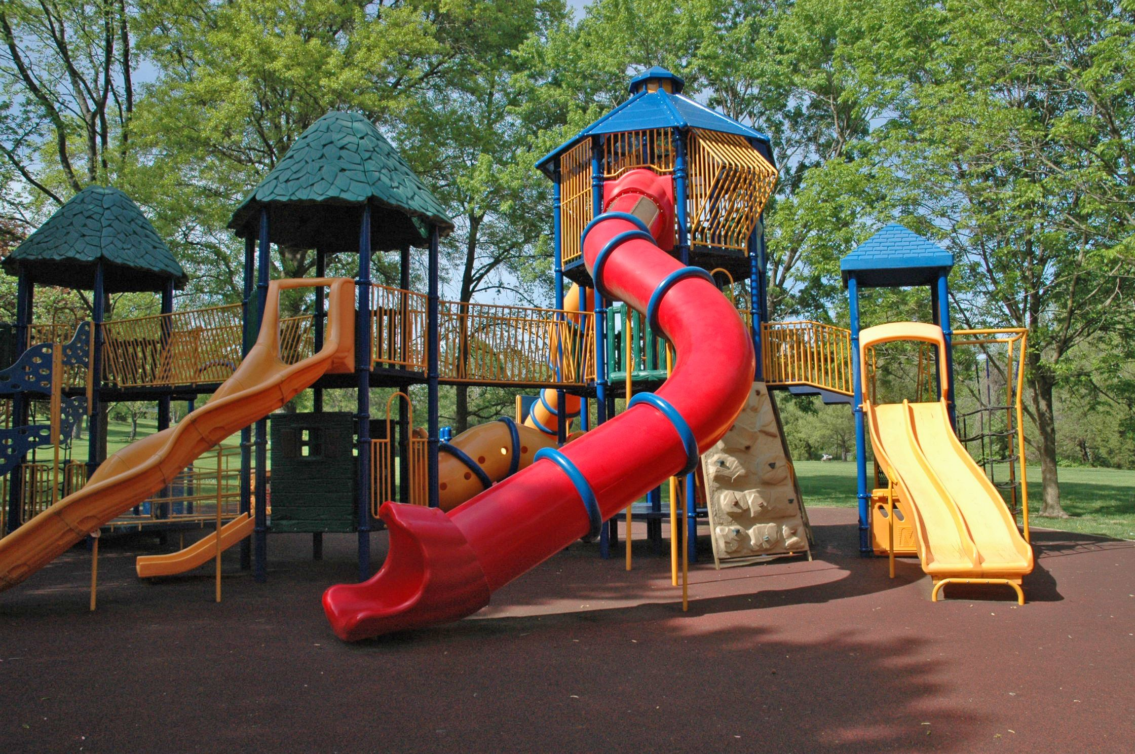 Playground in Dr. H. Phillip Venable Memorial Park