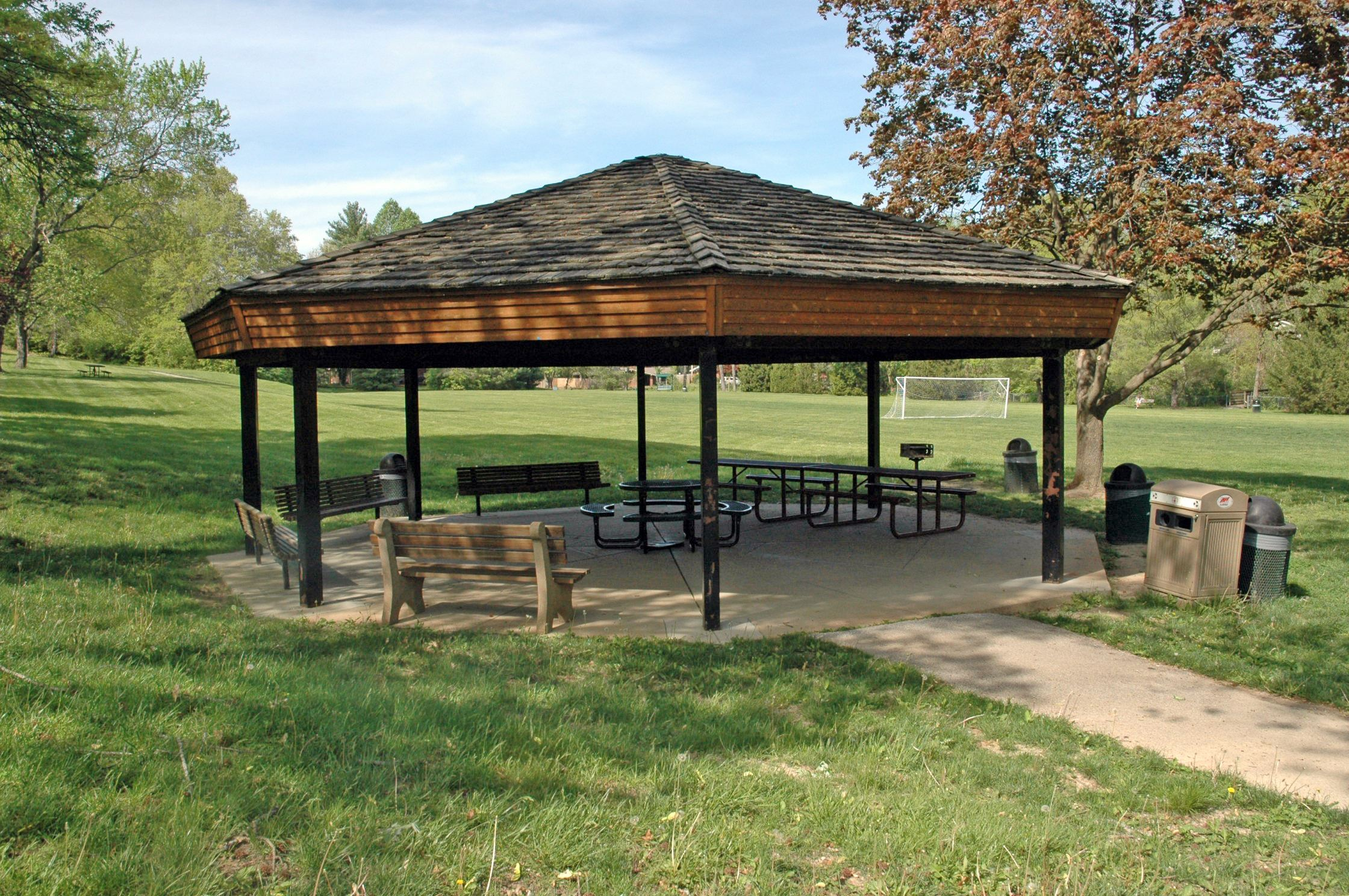 Dr. H. Phillip Venable Memorial Park Pavilion