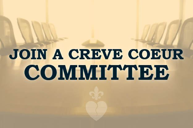 Join a Creve Coeur Committee