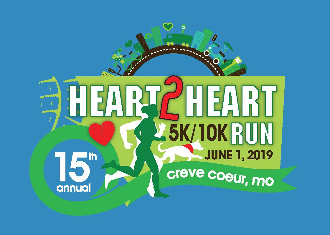 Heart to Heart Run Logo 2019