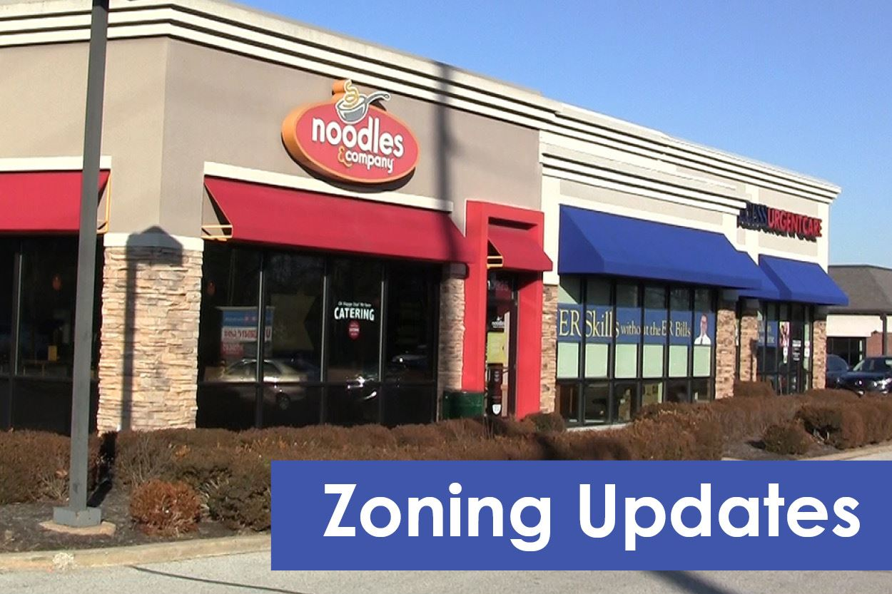 East Olive Zoning Updates