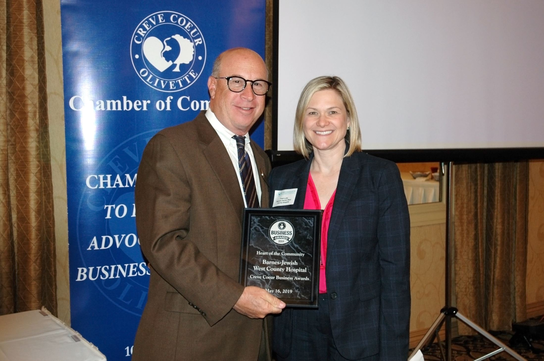 Heart of the Community Business Award Winner 2019
