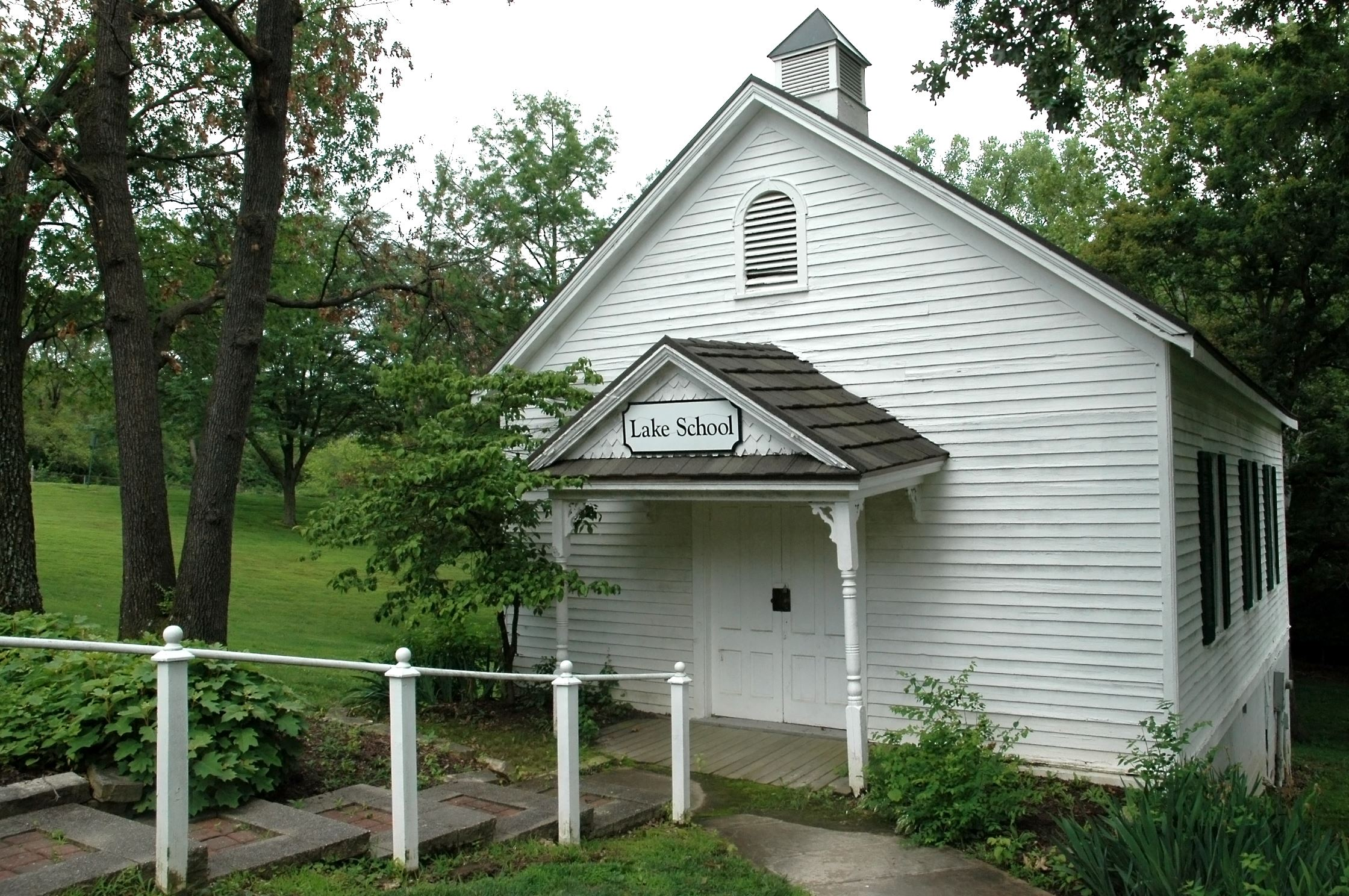 Lake School House