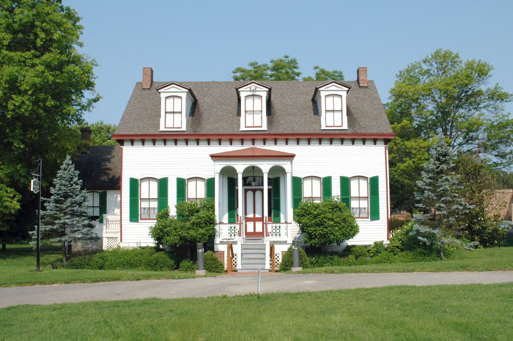 Tappmeyer House