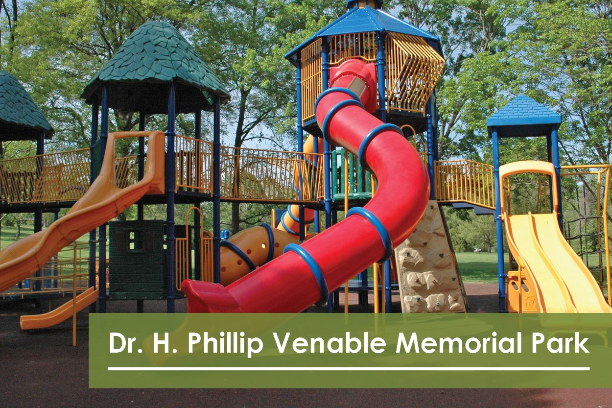 Dr H. Phillip Venable Memorial Park - Website