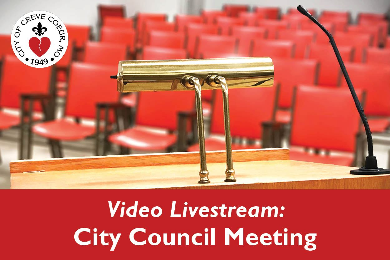 City Council Livestream