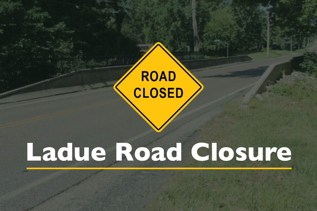 Ladue Road Closure