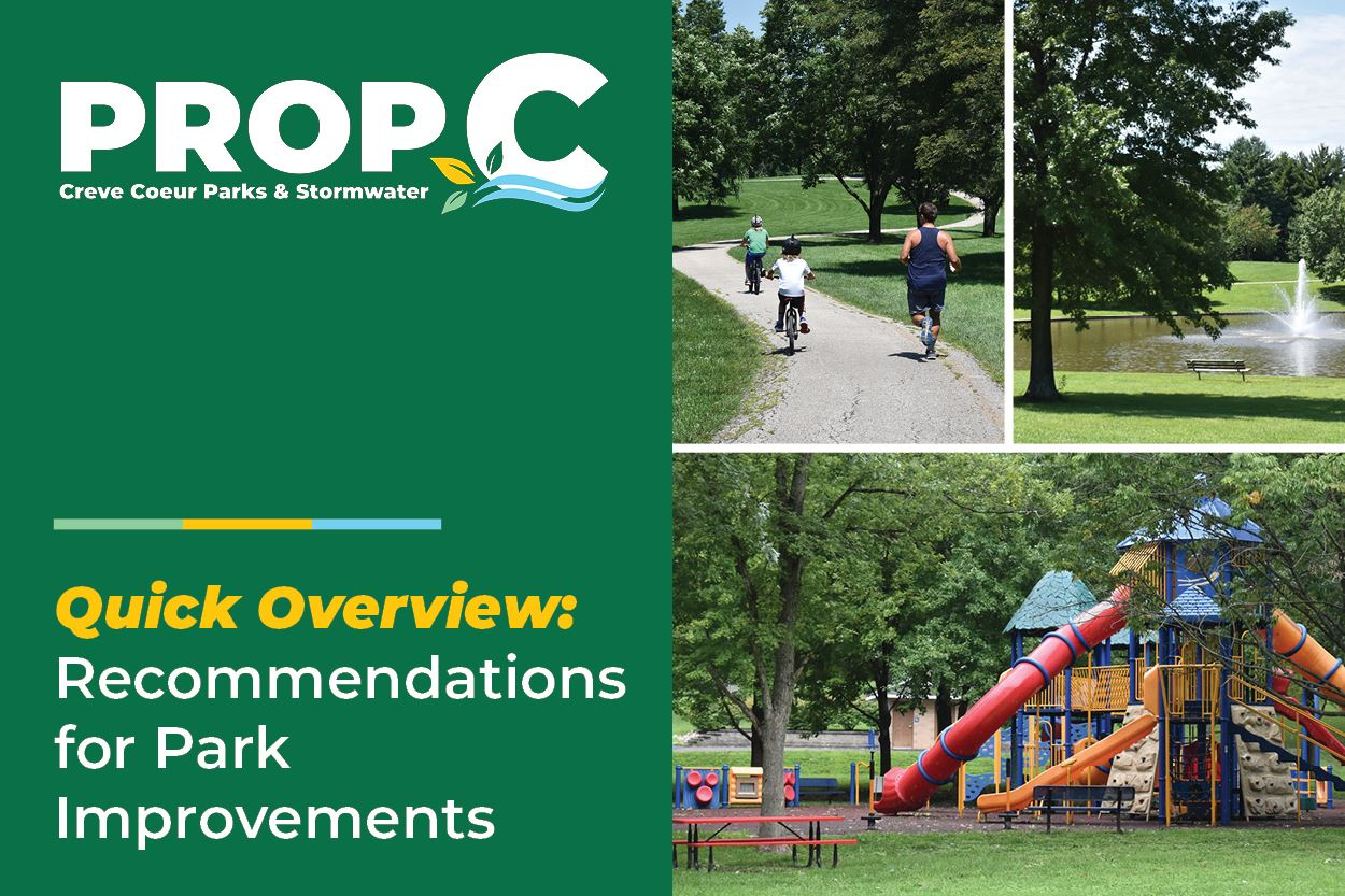 Quick Overview Park Improvements