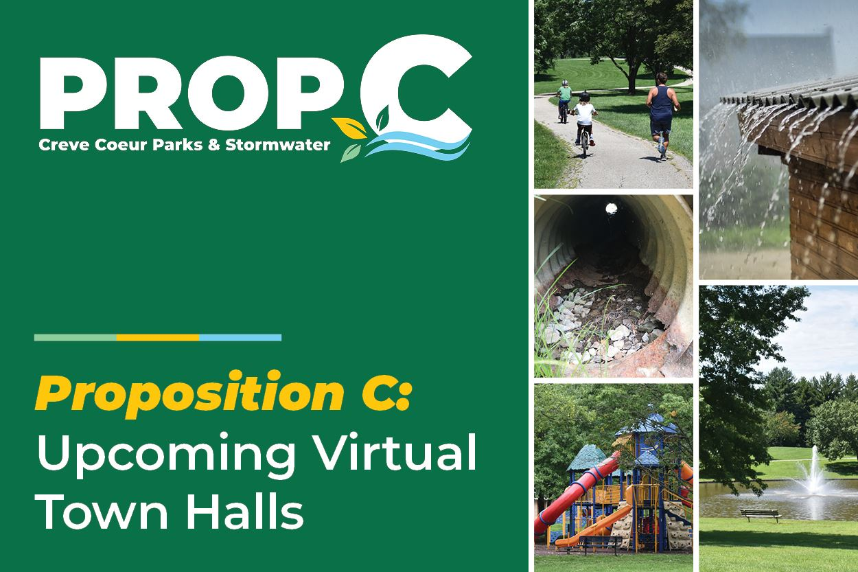 Prop C Virtual Town Halls Opens in new window