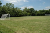 Lake School Park Soccer Field